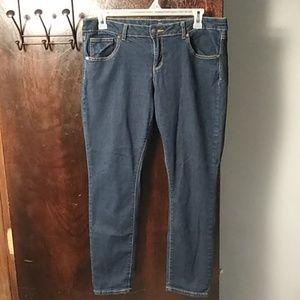 SO skinny jeans
